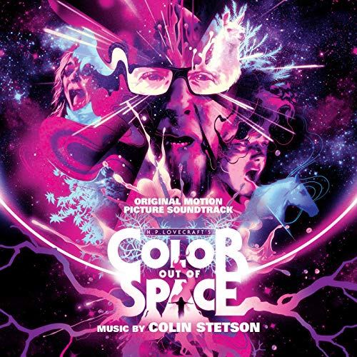 COLIN STETSON - Color Out of Space [Original Motion Picture Soundtrack] cover